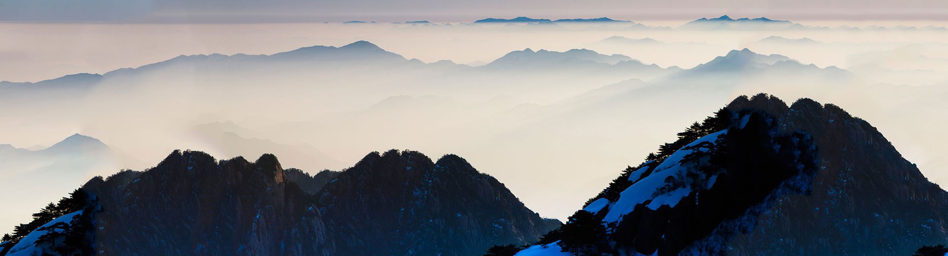 See the Magical Sea of Clouds at Mount Huangshan